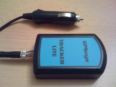 GPSeye - jednoduché sledování aut