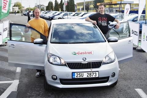Škoda Economy Run 2013 – ONI styl jízdy