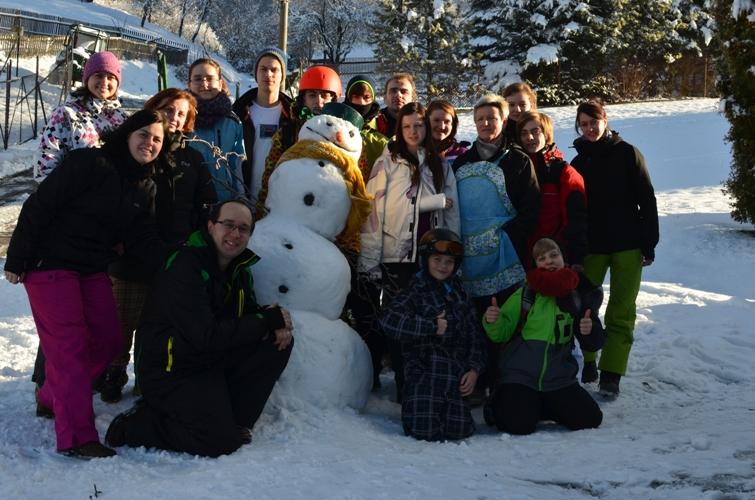 Snowboard Camp 2014