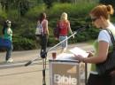 Bible v Altánku
