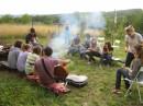 English Camp - Garden párty