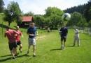 Huslenky - mládež EC víkendovka