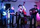 Vánoční koncert s kapelou Vodopád
