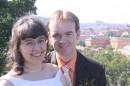 Svatební foto - část 3 - focení na Vyšehradě