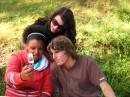 Poušť 2009 - Kurz pro rodiny s dětmi