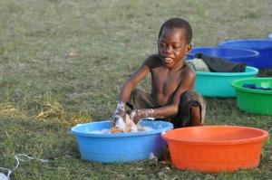Naše cesta za africkými dětmi