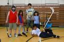 2014. 03. 28 - Junior klub - tělocvična