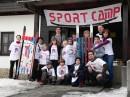 Jarní tábor 2010 - Sport camp