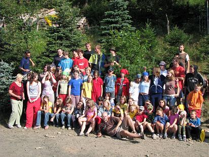 Tábory 2007